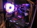 UV CC & Fan On, Installed, Lights On