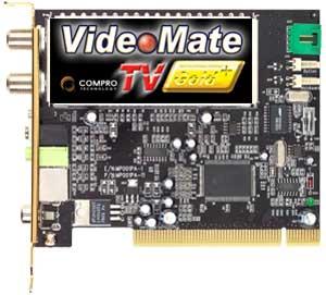 Compro VideoMate TV Gold Plus