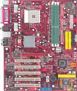 MSI K8T Neo-FIS2R Motherboard