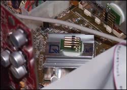 Sensor on chip