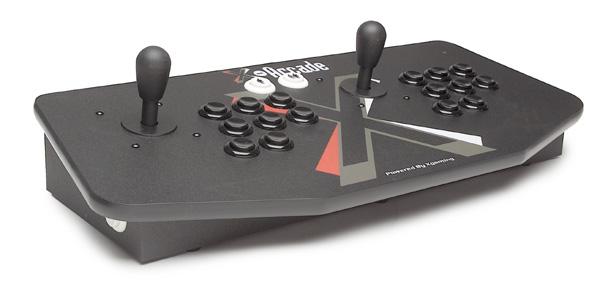X Arcade Two Player Joystick Review Bjorn3d Com