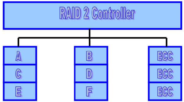 RAID 2 Model