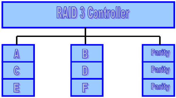 RAID 3 Model