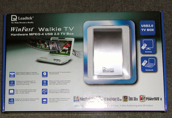 WinFast Walkie TV Box
