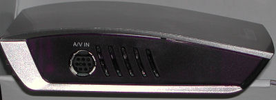 WinFast Walkie TV Side View