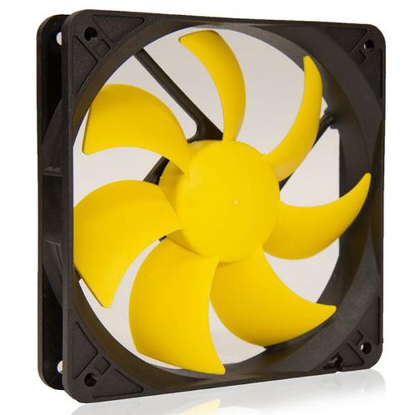 SilenX EFX-12-12 120mm Fan - Bjorn3D.com on