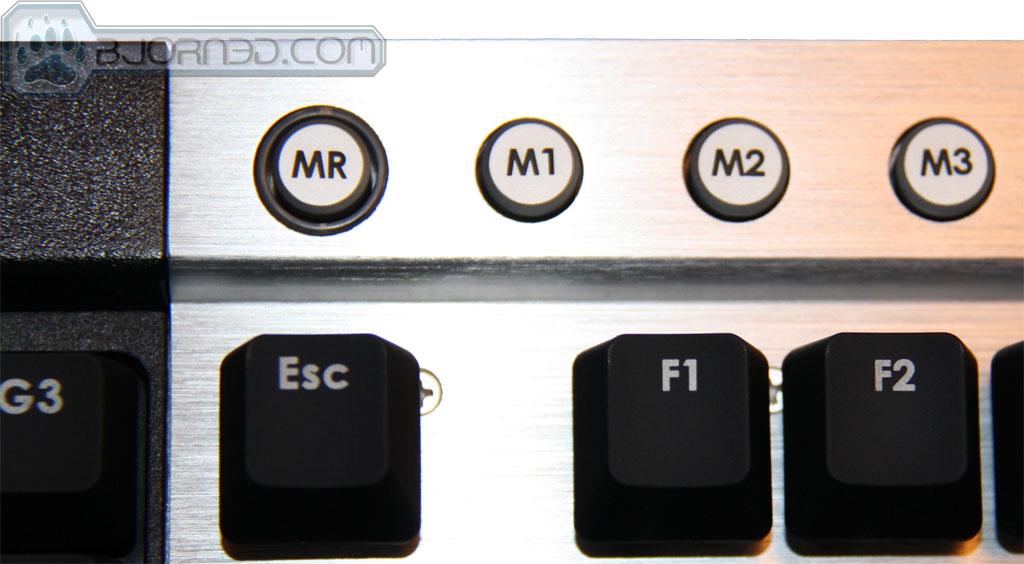 Corsair Vengeance K90 Keyboard Bjorn3d Com