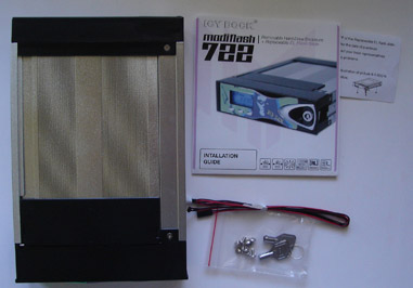 Mofiflash 722 Package Contents