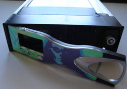 Modiflash 722 Front Opened