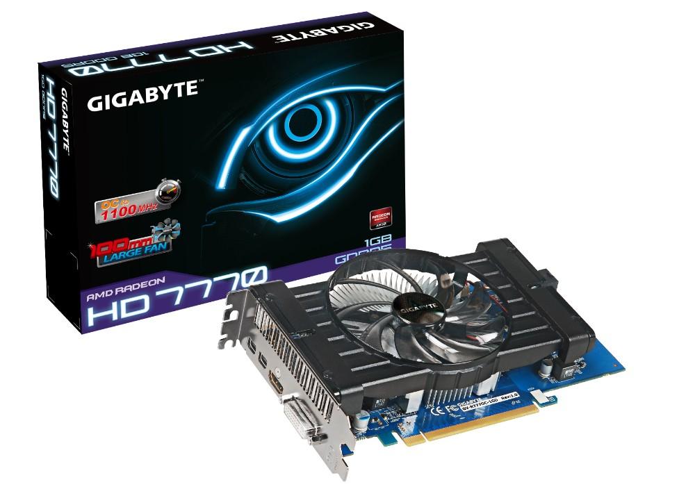 Pubg Radeon Hd 7770: GIGABYTE HD 7770: A Preview
