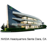 NVIDIA Headquarters, Santa Clara, CA