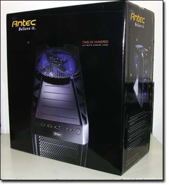 Antec Twelve Hundred Box front