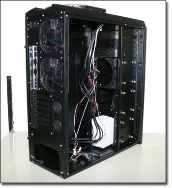 Antec Twelve Hundred new open rear