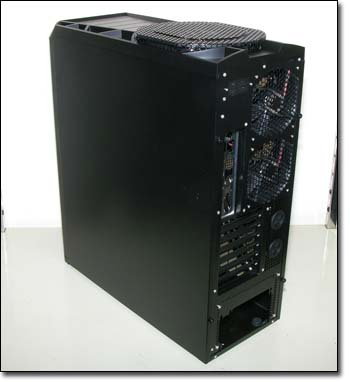 Antec Twelve Hundred new rear