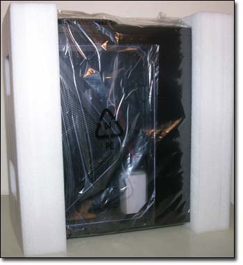 Antec Twelve Hundred wrapped