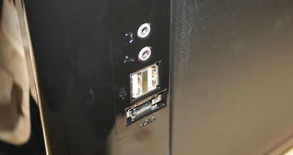 I/O connectors