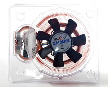 Zalman CNPS-9300 Clamshell Front