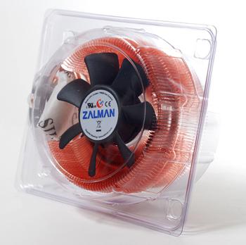 Zalman CNPS-9300 Clamshell Angle