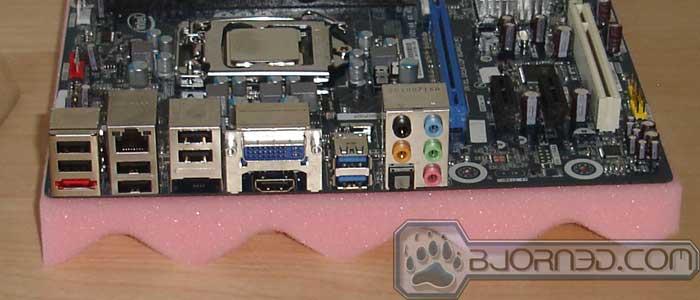 Intel Sandy Bridge: Core i5 2500K and Intel 6 Series Chipset