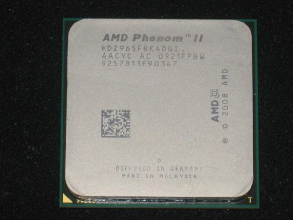 Phenom 2 X4 965 Bjorn3d Com