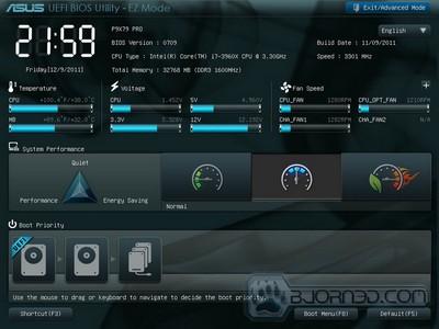 Asus Bios Utility Ez Mode Windows 10 Stuck
