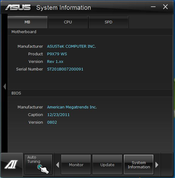 ASUS P9X79 BIOS 0802 DRIVERS FOR WINDOWS 7