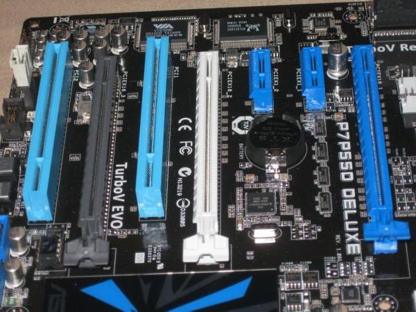 Asus P7P55D Deluxe Motherboard Preview - Bjorn3D com
