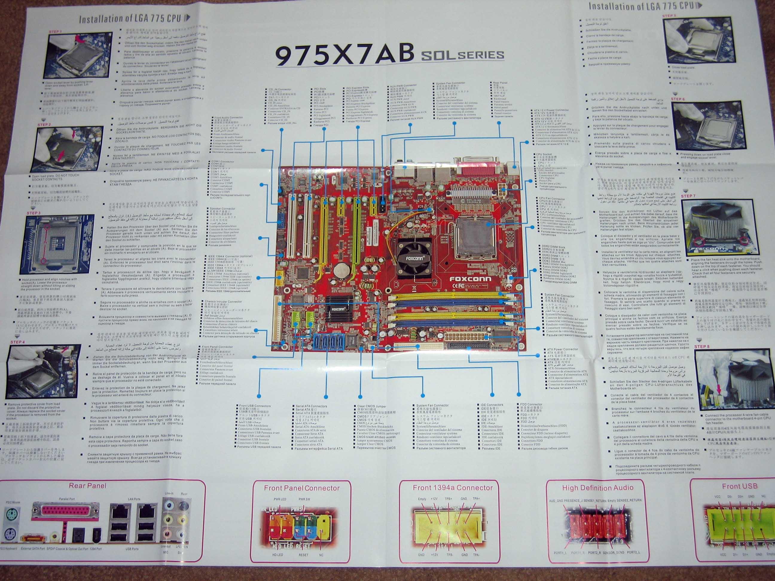 Drivers Update: Foxconn 975X7AB-8EKRS2H JMicron IDE-SATA RAID