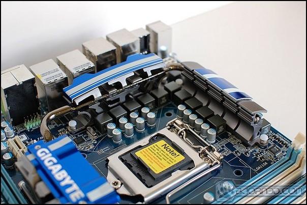 Gigabyte GA-P55-UD4P LGA 1156 Motherboard - Bjorn3D com