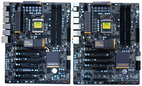 GIGABYTE Z68X-UD7-B3: Z68 Chipset With Smart Response - Bjorn3D com