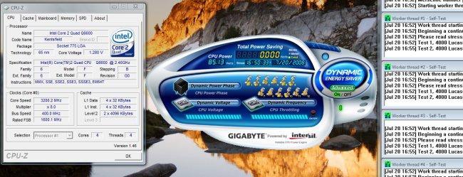 Gigabyte EP45-DQ6 Motherboard - Bjorn3D com
