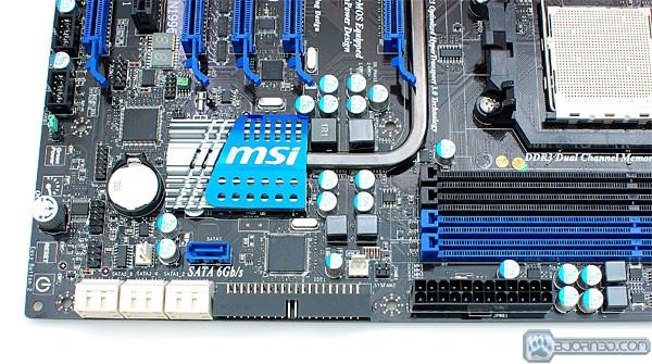 MSI 890FXA-GD70 Motherboard - Bjorn3D com