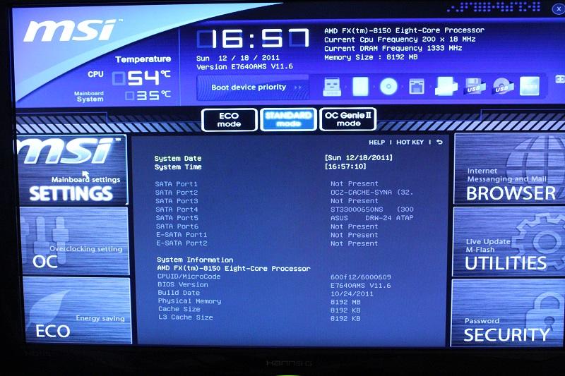 MSI 990FXA-GD80 - Bjorn3D com