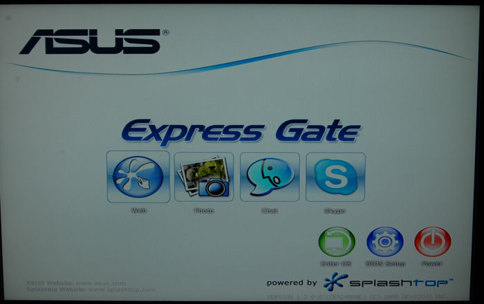 ASUS EXPRESS GATE DRIVERS FOR MAC DOWNLOAD