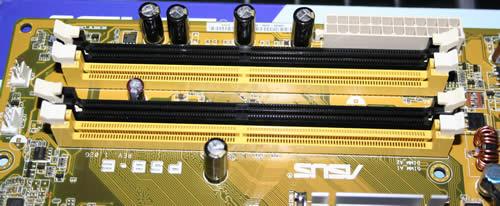 Memory slots