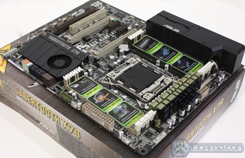 Asus SABERTOOTH X79 Chipset Driver Download