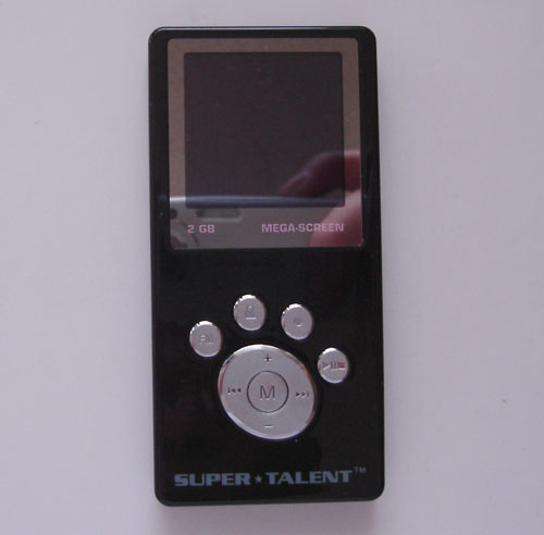Super Talent MP3 Player