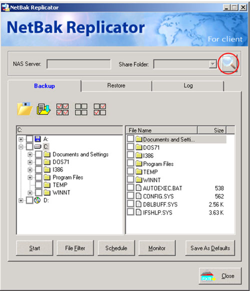 NetBak Replicator