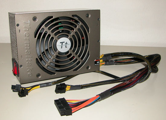 Thermaltake Toughpower W0133RU 1200W PSU Main Connectors