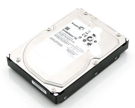 Seagate Constellation (2TB x 3 Drives) & LSI 3Ware SAS 9750