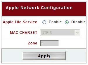 Thecus_N3200_Apple_Network