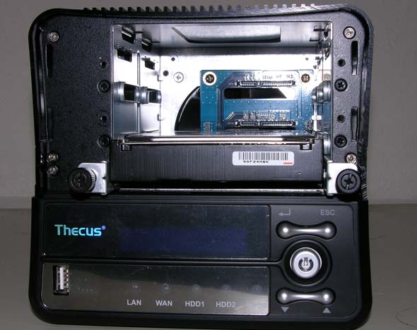 Thecus_N3200_Front_Open_with_drive