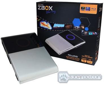 ZOTAC ZBOXHD-ID34BR-U Blu-Ray HTPC - Bjorn3D com