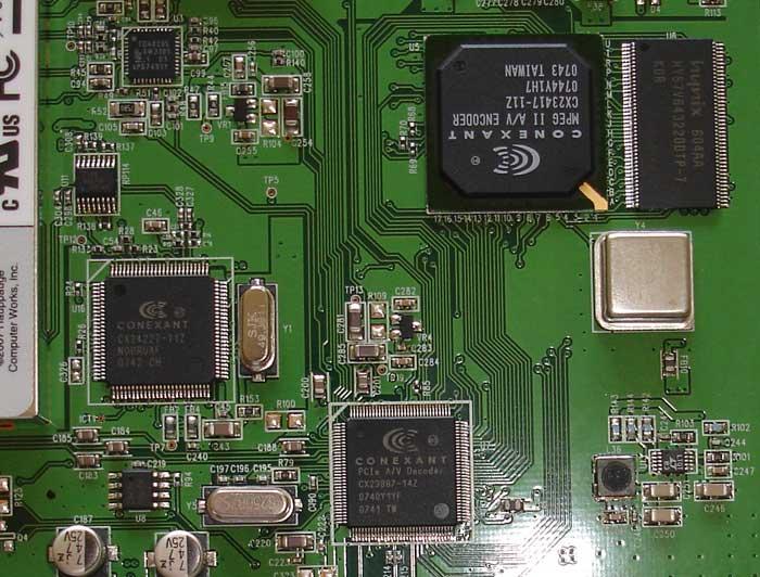 Conexant Mpeg Ii Av Encoder Cx23416 Driver Details