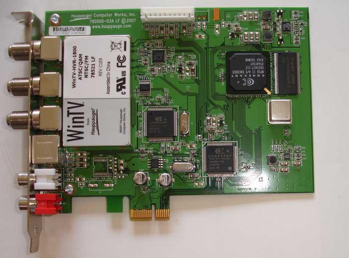 Hauppauge WinTV-HVR-1200 Signal Indicator Driver for Windows Download