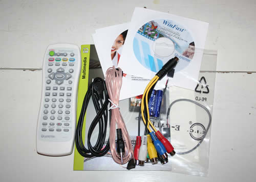 leadtek y04g0051 remote how to use