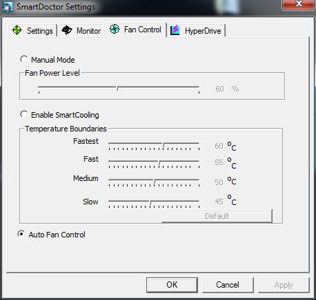 Asus Gpu Fan Control
