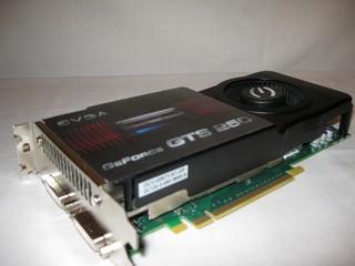 EVGA GTS-250 1 GB