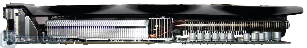 GIGABYTE GTX 670 OC Side