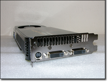 LeadTek WnFast GTX285 Front